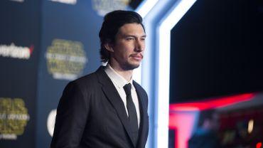 """Adam Driver sera à Cannes lundi 16 mai pour la projection de """"Paterson"""" de Jim Jarmusch"""