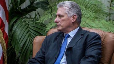 """Cuba veut une """"relation civilisée"""" avec les Etats-Unis"""