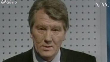 Viktor Iouchtchenko est persuadé qu'il a été victime d'un empoisonnement politique à l'occasiond'un dînerpartagé avec des responsables des services de sécurité ukrainiens.
