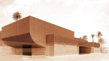Musée Yves Saint Laurent, Marrakech