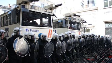 Police : la CGSP dépose un préavis de grève à durée illimitée