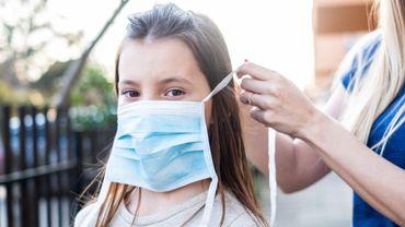 Retour à l'école : votre enfant a-t-il reçu un masque ?