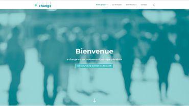 Le site internet www.echange.be explique tout le projet de ce nouveau mouvement citoyen.
