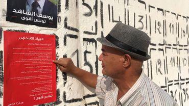 """Elections en Tunisie: """"Ce n'est pas une démocratie"""""""