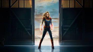 Les studios Marvel ont publié ce lundi sur Youtube de nouvelles images du blockbuster dans lequel Brie Larson a le rôle-titre.
