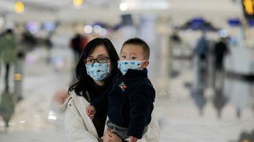 masque pour enfant virus