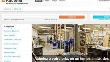 Un Site De Vente Aux Encheres Pour Du Materiel Industriel Et
