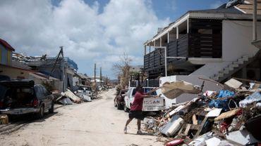 Ouragan Irma: Macron attendu dans les îles dévastées de St-Martin et St-Barthélemy