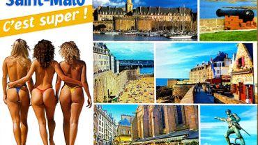 Des femmes dénudées sur des cartes postales, une association féministe