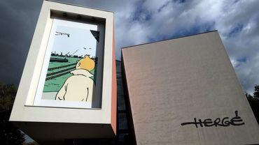 Le musée Hergé, à Louvain-la-Neuve.