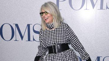 """Diane Keaton sera prochainement à l'affiche de """"Poms"""""""