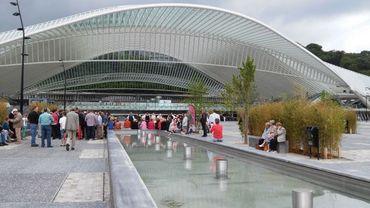 Liège: VEGA pointe un recul du caractère international des Guillemins