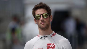 Comment un mécano a sauvé la course de Grosjean