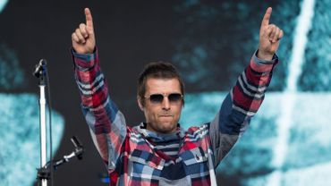 Liam Gallagher au Glastonbury Festival en 2019
