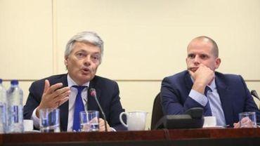 Lorsqu'il sera commissaire, Didier Reynders compte notamment proposer qu'un examen annuel soit réalisé dans chaque pays de l'Union.
