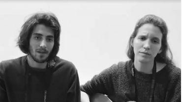 """Le gagnant portugais de l'Eurovision reprend """"City Lights"""" de Blanche"""