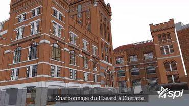 Les alentours de 'ancienne houillère devraient bientôt accueillir un arrêt  du futur réseau express liégeois
