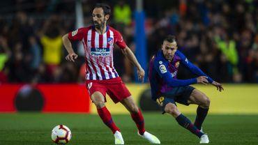 Juanfran quitte l'Atlético Madrid après 8 saisons