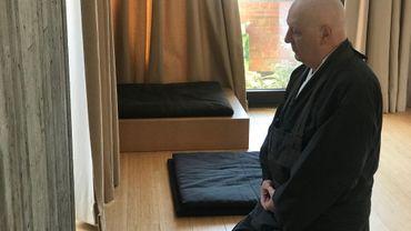 Mons : le professeur d'allemand devenu prêtre bouddhiste