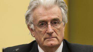 """J'étais """"un vrai ami"""" des musulmans, assure Radovan Karadzic au TPIY"""