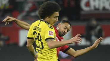 Axel Witsel au duel