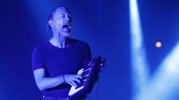 Une collection complète de concerts de Radiohead