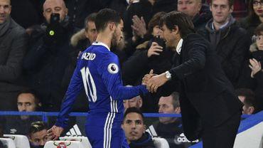 Conte recadre Hazard avec... une histoire personnelle