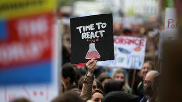 """""""March for science"""": début de la manifestation à Washington"""