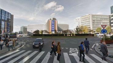 La transformation du rond-point Schuman en une agora urbaine prioritairement destinée aux piétons et aux modes de transports doux pourrait démarrer au cours du second semestre de l'année prochaine.