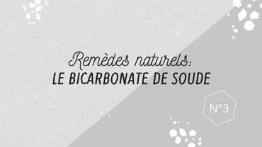 Remèdes naturels : le bicarbonate de soude