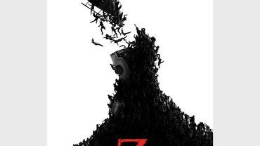 """""""World War Z"""" surfera sur la mode des zombies, avec des morts-vivants extrêmement véloces et nombreux."""
