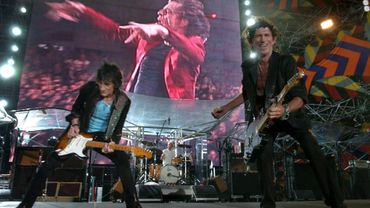 Rolling Stones: live à Buenos Aires