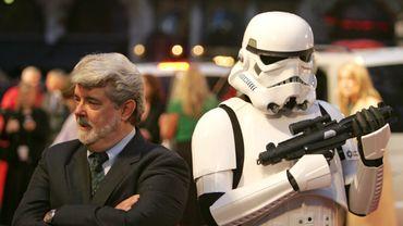 """George Lucas, qui a créé l'univers """"Star Wars"""", ne signera pas la nouvelle trilogie"""