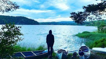Ces belges qui font nos destinations de vacances: La base de canoës à Arvika (Suède)