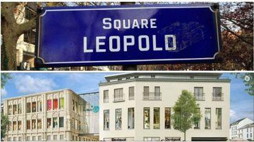 Namur, avec le projet sur le square Léopold d'un côté ; et un autre, dans le centre de Verviers... Tous deux ont connu de sérieux revers.