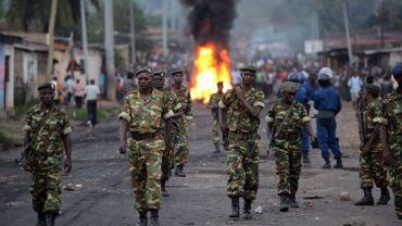 L'armée semble aujourd'hui jouer un rôle clef pour éviter l'escalade de la violence.
