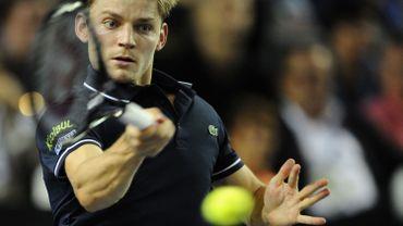 Classement ATP: Goffin 32ème, son meilleur classement
