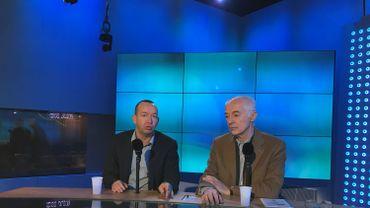 Damien Ernst (Ulg) et Jean-Pol Poncelet (Foratom)