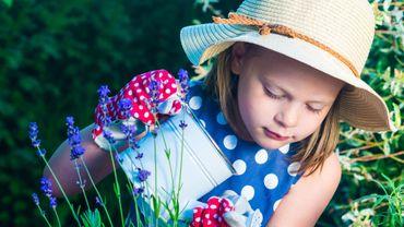 Jardinage et enfants : avoir le pouce vert est bon pour eux
