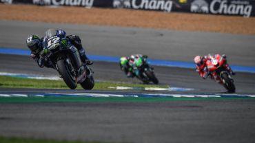 Le Grand Prix moto de Thaïlande maintenu malgré le coronavirus