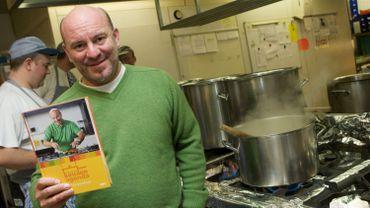 Des livres de cuisine comme ceux de ce grand chef Piet Huysentruyt sont désormais repris dans l'indice des prix à la consommation.