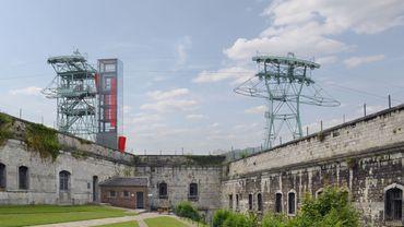 Téléphérique de Huy: certificat de patrimoine accordé pour le fort classé