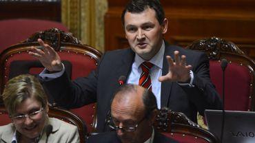 Karl Vanlouwe de la N-VA veut que la Belgique sorte de la Francophonie