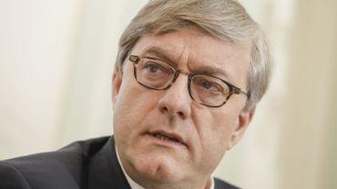 Pour VincentDe Wolf (MR) c'est bien Olivier Maingain (DéFI) qui a sauvé le PS.