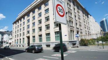 D'après l'étude, la zone 30 serait mal indiquée et la vitesse n'y est que trop rarement contrôlée.