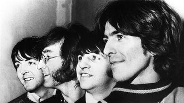 Paul McCartney, John Lennon, Ringo Starr et George Harrison ont formé les Beatles de 1962 à 1970