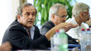 Blatter aurait versé 2 millions de francs suisses à Platini