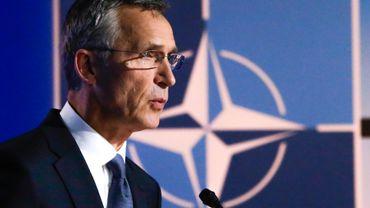 """""""L'Otan est plus unie qu'avant le sommet"""", assure Stoltenberg"""