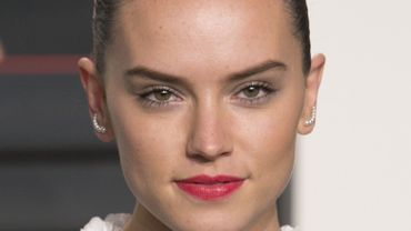 "Daisy Ridley a incarné Rey, l'héroïne du dernier ""Star Wars"""