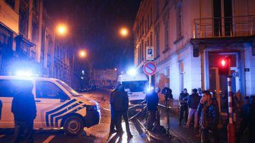 Opération antiterrorisme à Verviers